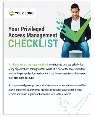 Privileged Access Management Checklist