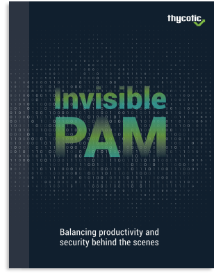 Invisible PAM: Balancing Productivity and Security Behind the Scenes