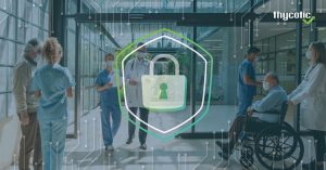 High Security Architecture for Healthcare Networks - Case Study