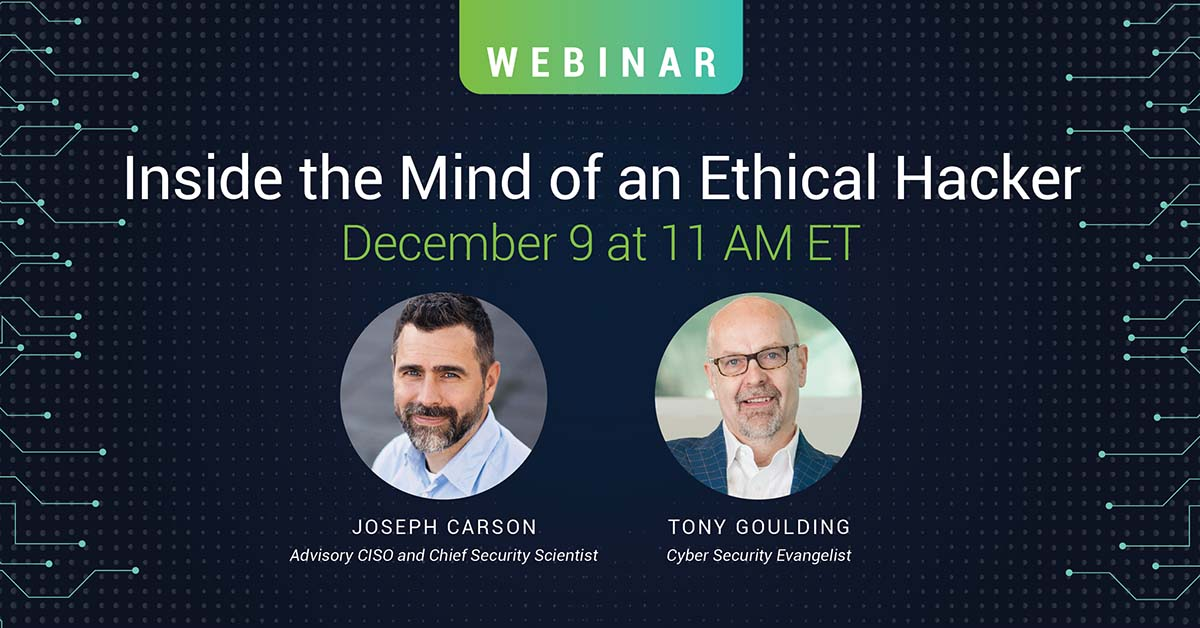 Inside the Mind of an Ethical Hacker